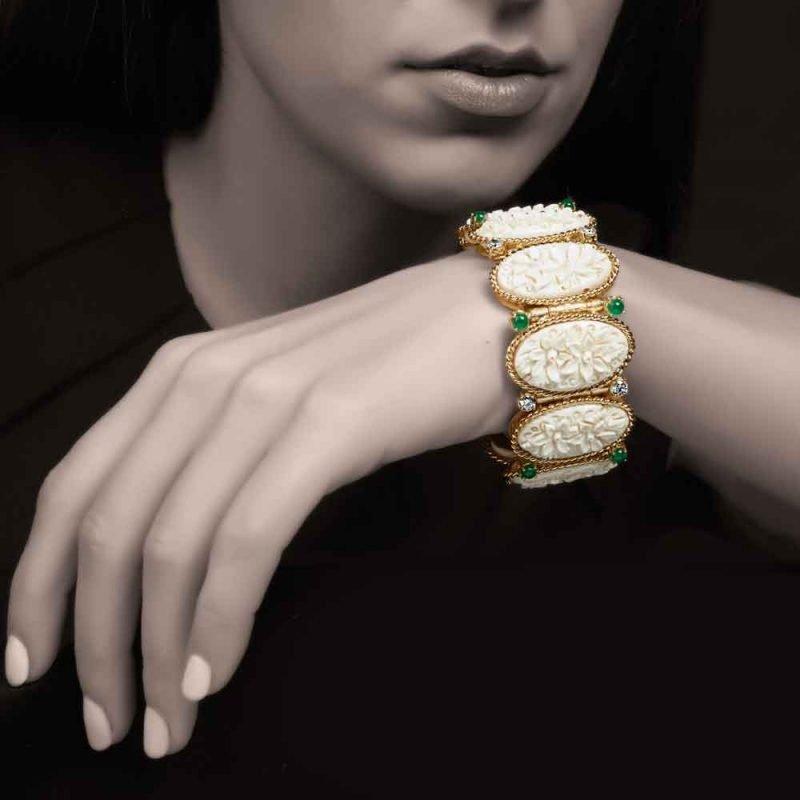 veschetti bracciale marrakech