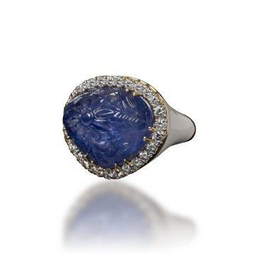 veschetti anello giacinto