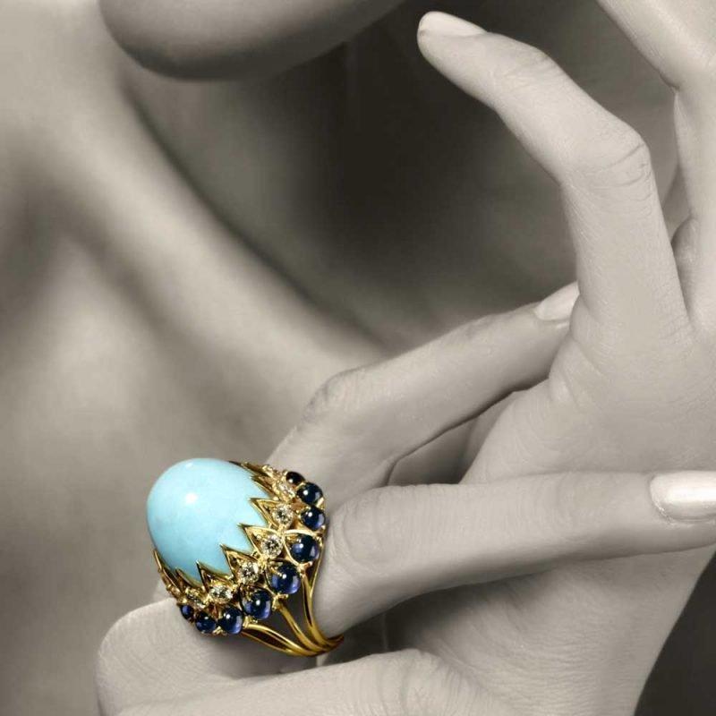 veschetti anello imperiale