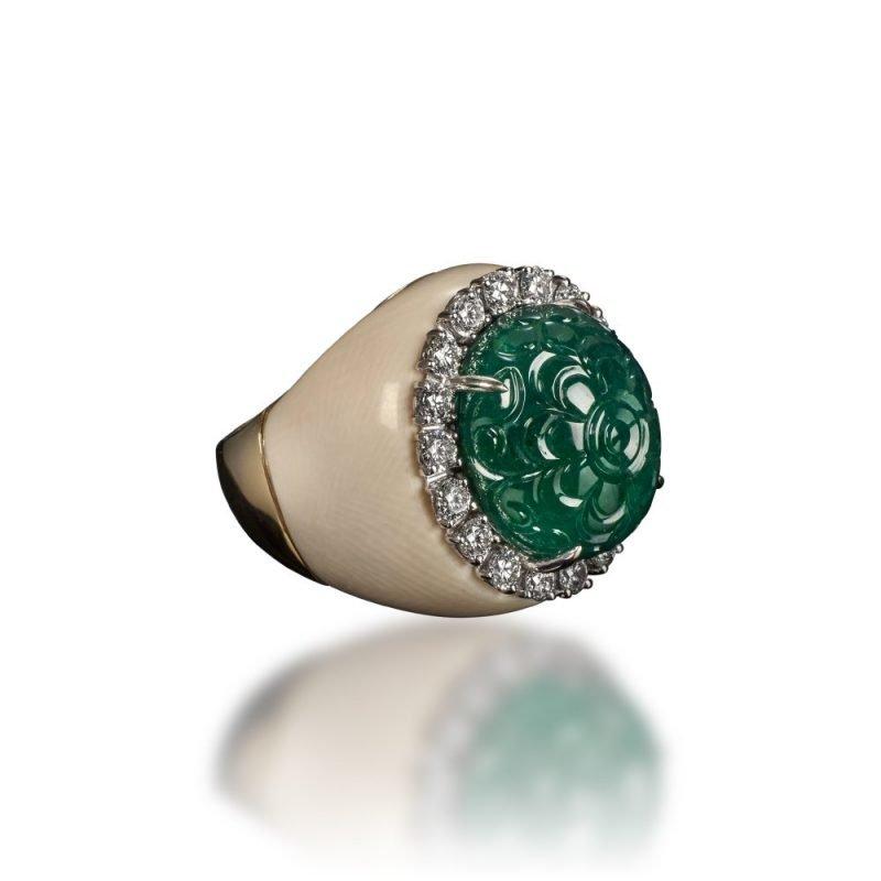 veschetti anello africa