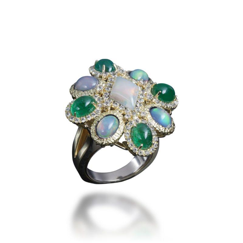 anello fiordaliso