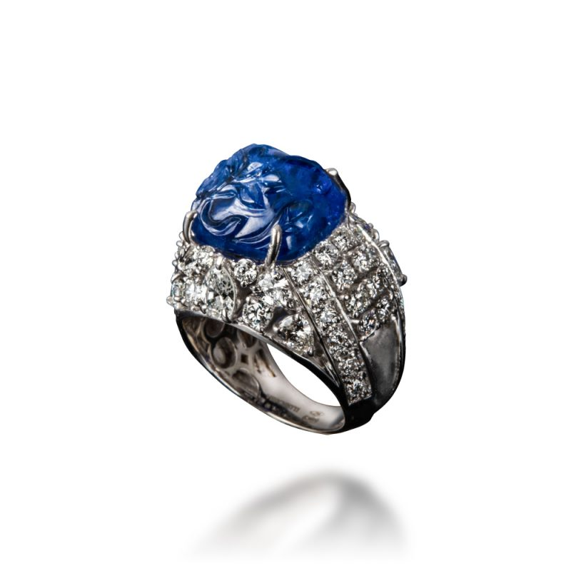 Veschetti anello turandot