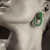 orecchini-brezza indossato