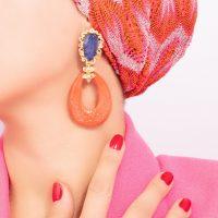 orecchini-salina indossato