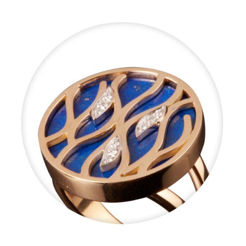 veschetti anello fiammetta