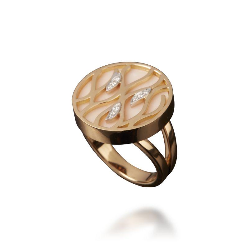 veschetti anello fiametta