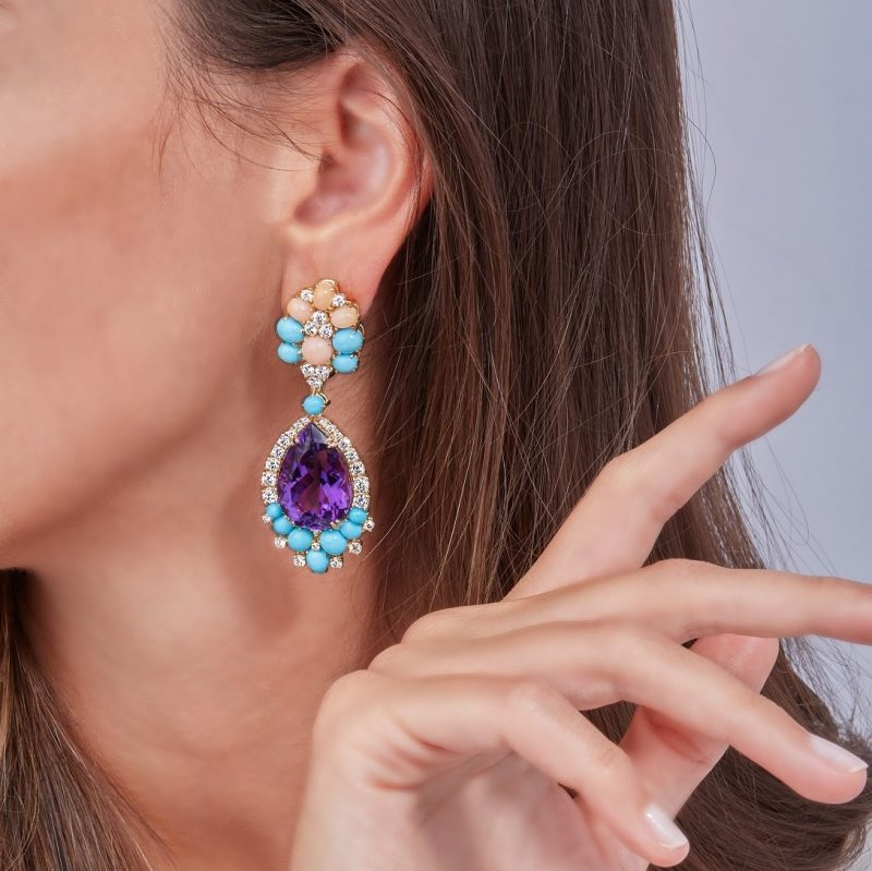 orecchini lucrezia