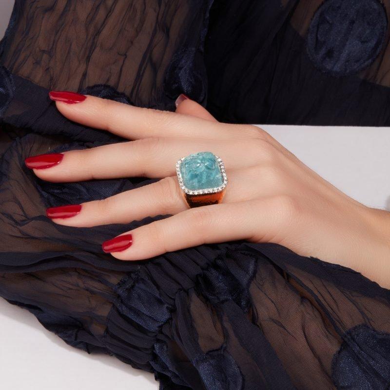 veschetti anello limpido