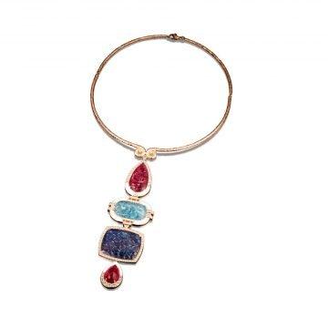 veschetti collana amuleto